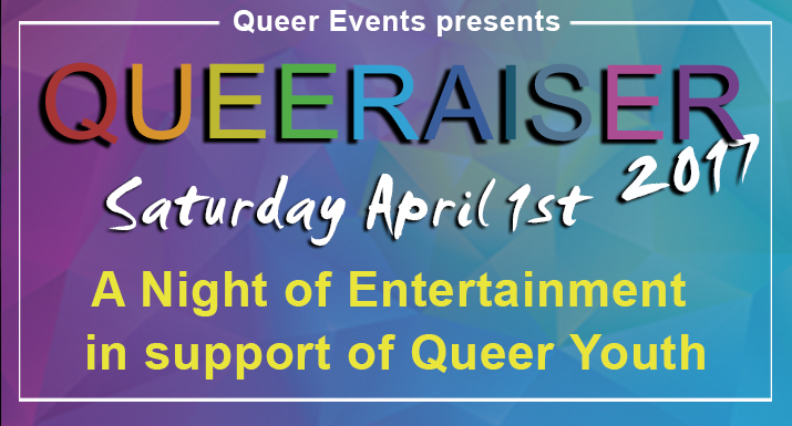 QueerEvents - Queerraiser 2017