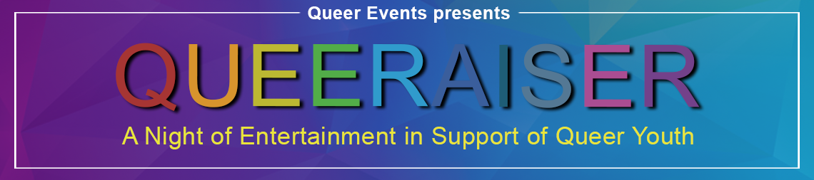 Queer Events presents - QueerRaiser 2017