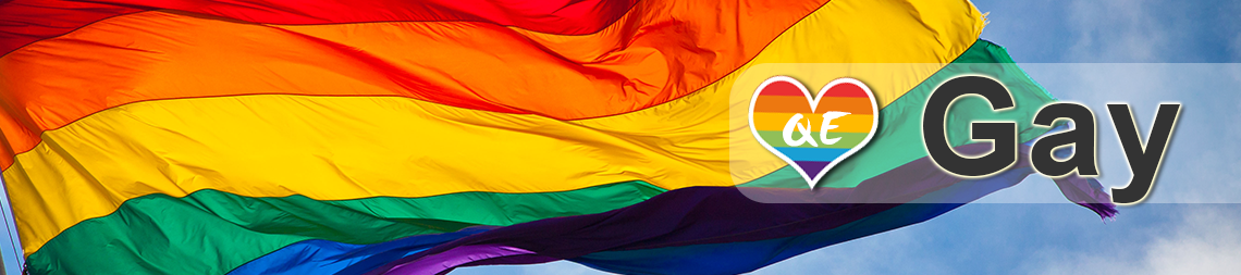 QueerEvents.ca - Gay Centric Events Banner