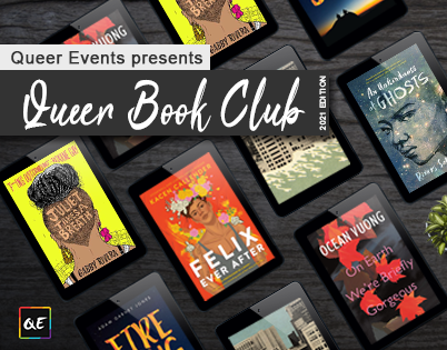 Queer Events - Queer Book Club