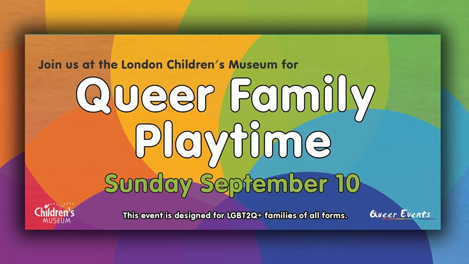QueerEvents.ca - Queer Family Playtime event image