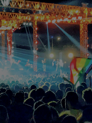 Queer Events - Find Music Events - Background Image