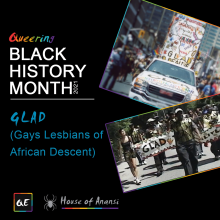 queerevents.ca quer black history month - gays lesbians of african descent