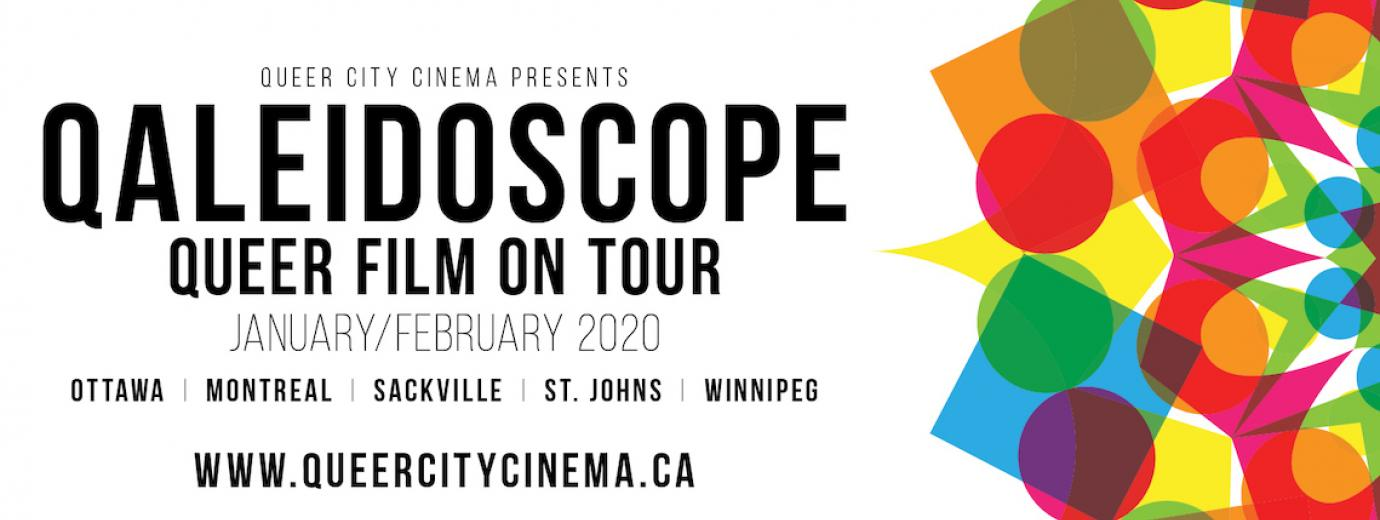 QueerEvents.ca - Ottawa event listing - Qaleidoscope Queer Film Tour 2020