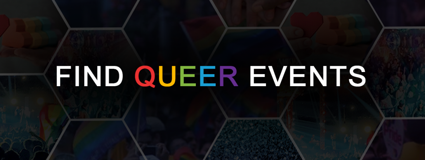 QueerEvents.ca - Find LGBT2Q+ Community Events