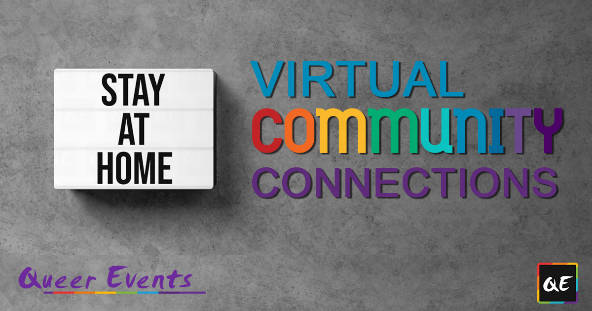 QueerEvents.ca - virtual connections for queer community