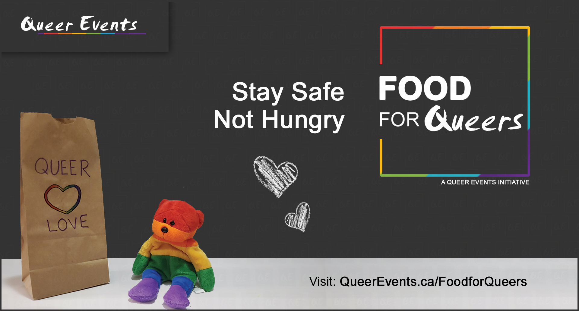 QueerEvents.ca - QE community program - food for queers