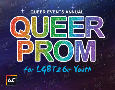QueerEvents presents Queer Prom for Youth