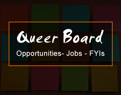 Queer Events - Connect with the Queer Board