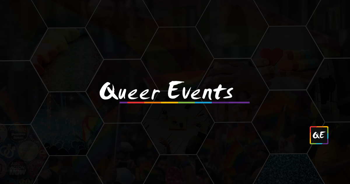 QueerEvents.ca - Connect with LGBT2Q+ community