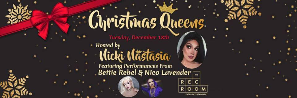 QueerEvents.ca Listing - Christmas Queens Drag Show London