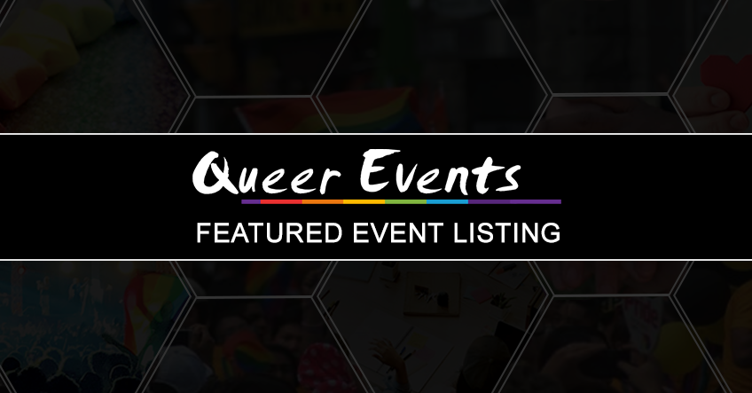 Queerevents.ca - featured community event listing - Bloom Into Improv presetned by QAY