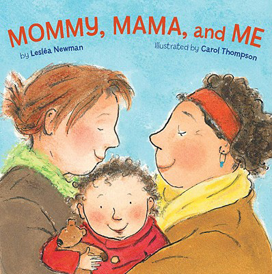 QueerEvents.ca - Mommy Mama and Me - Book Cover
