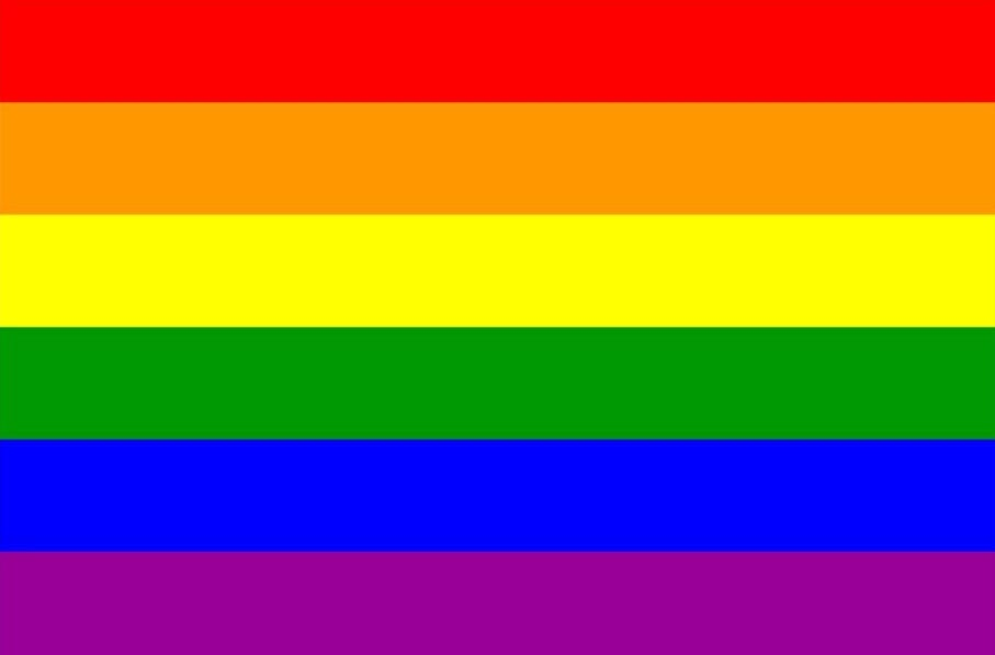 QueerEvents.ca - Queer Flags - Rainbow Pride Flag Image