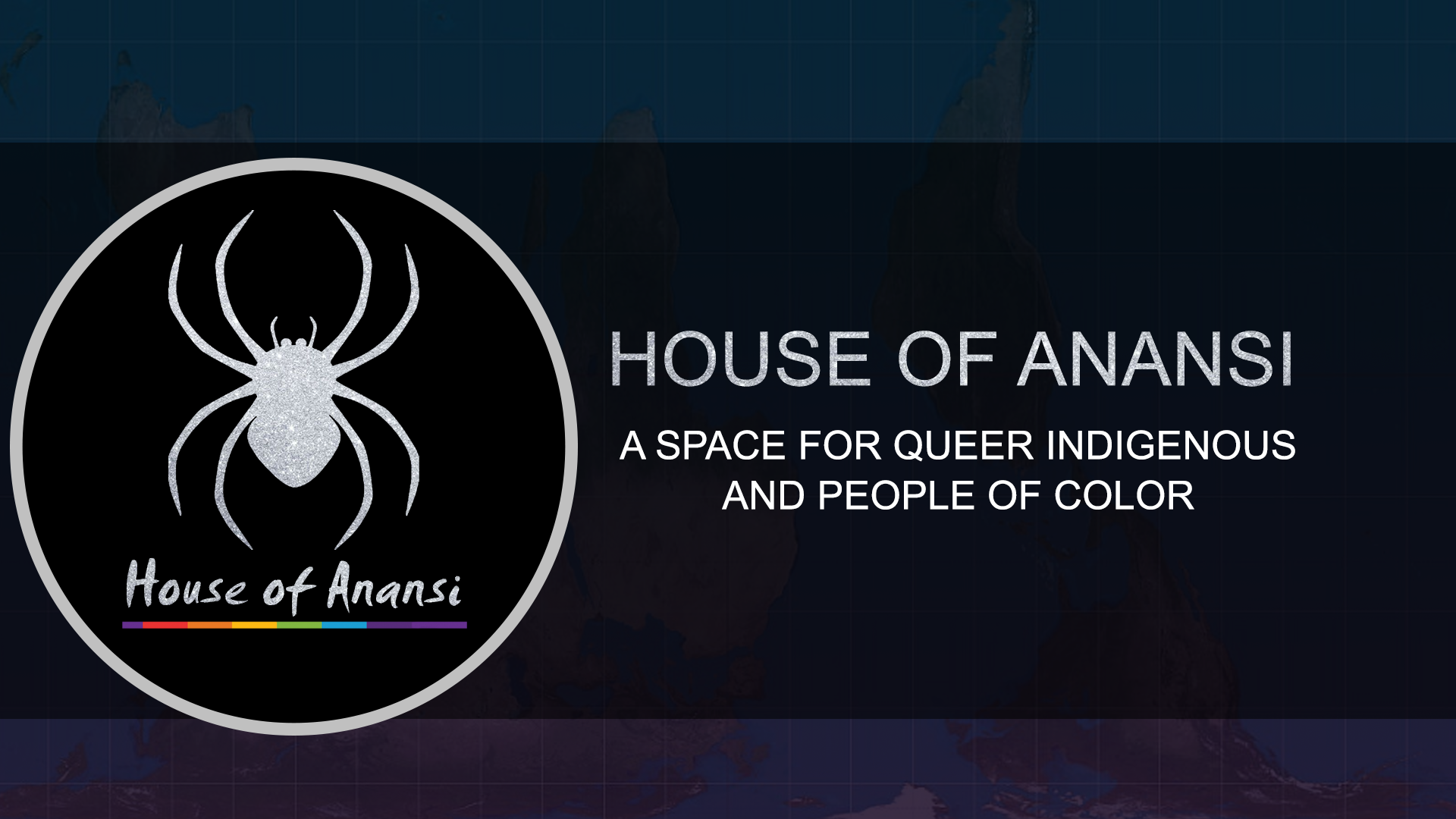 QueerEvents.ca - House of Anansi - banner