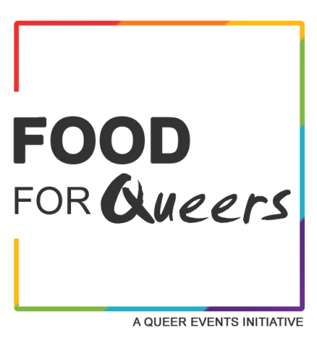 queer events community intiative food for queers