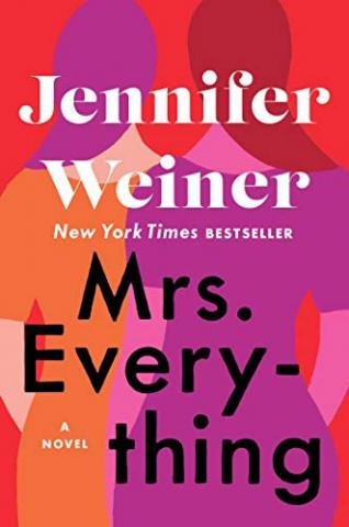 QueerEvents.ca - Queer Media - Book Cover - Mrs. Everything