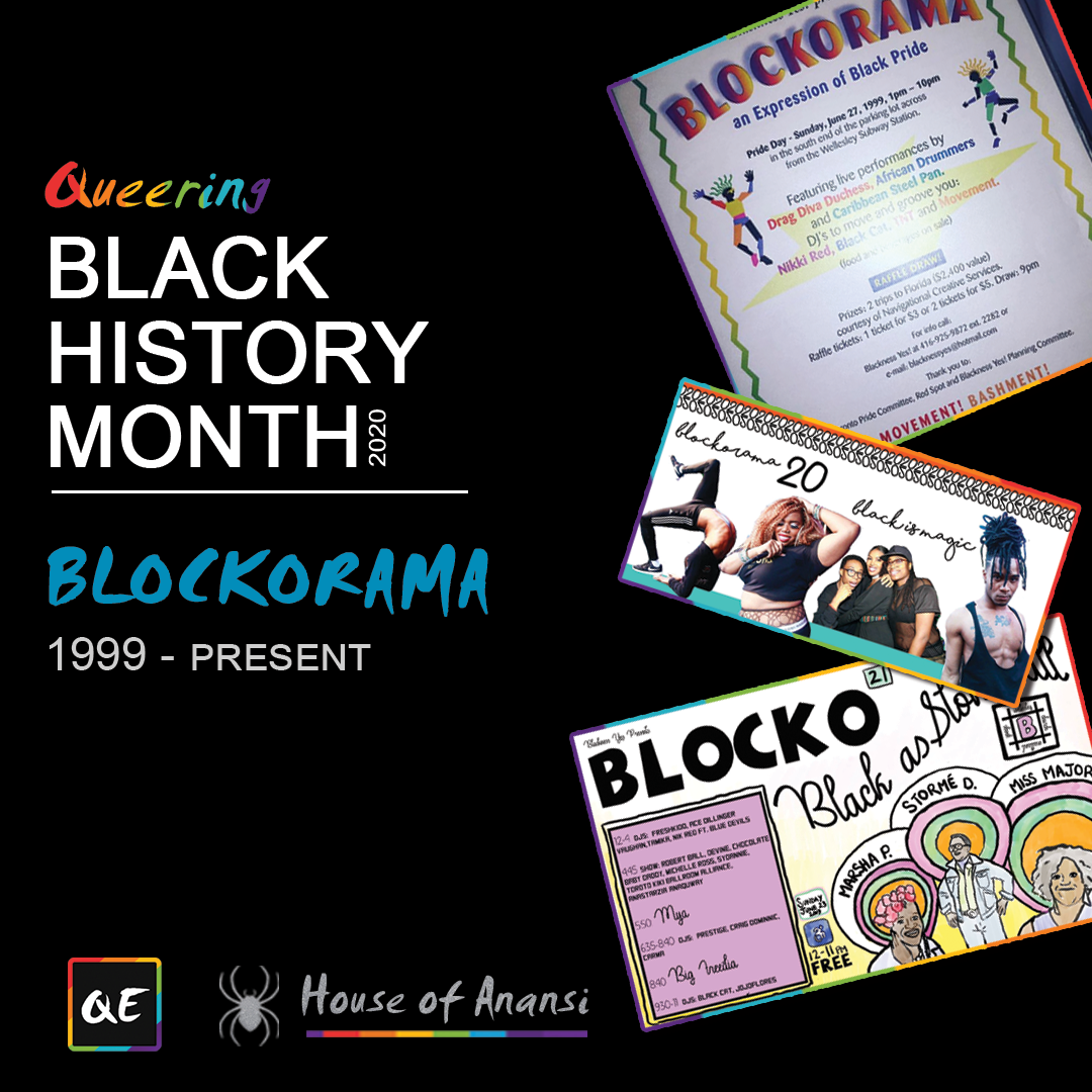 QueerEvents.ca queer history - blockorama