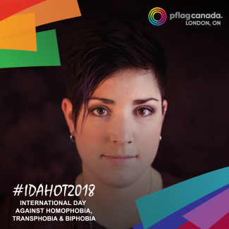 QueerEvents.ca - IDAHOT2018 Performer - KateChanner