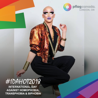QueerEvents.ca - IDAHOT2018 Performer - Nico Lavender