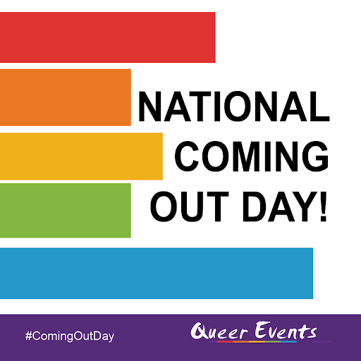 QueerEvents.ca - National Coming Out Day - post image