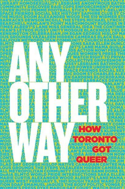 QueerEvents.ca - queer book listing - any other way book cover image