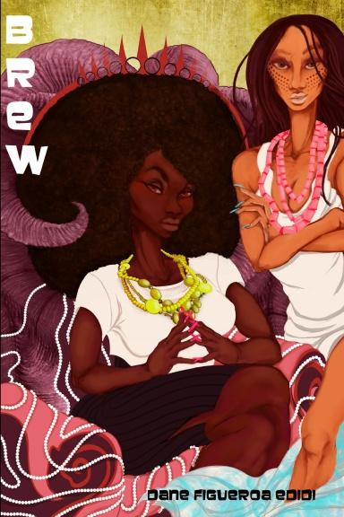QueerEvents.ca - queer book listing - brew ghetto goddess series book cover