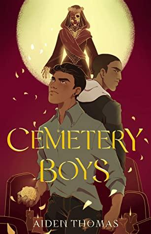 QueerEvents.ca - Book - Cemetary Boys - Aiden Thomas