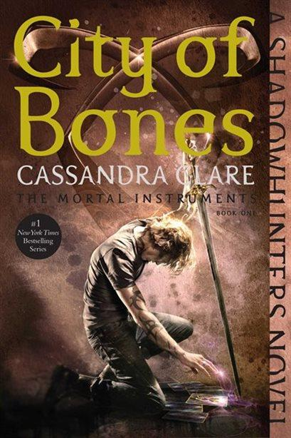 QueerEvents.ca - queer book listing - city of bones book cover
