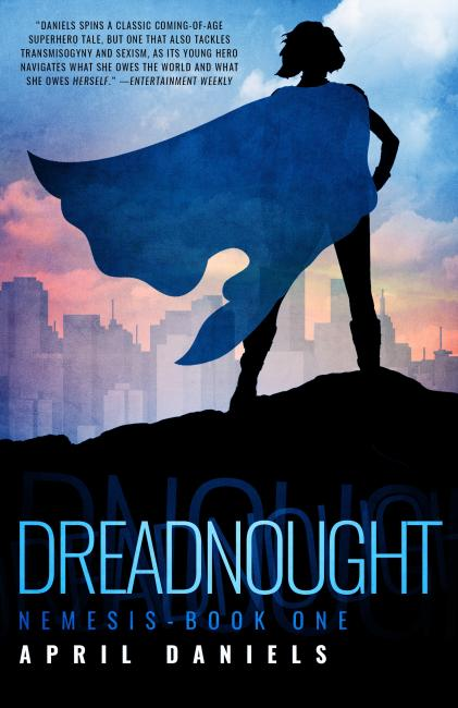 QueerEvents.ca - Book - Dreadnought-April Daniels