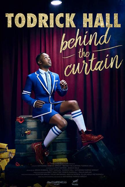QueerEvents.ca-film-behind the curtain - todrick hall