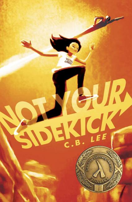 QueerEvents.ca - Book - Not Your Sidekick - CB Lee