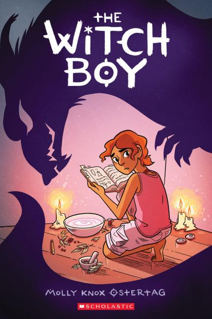 QueerEvents.ca - queer book listing - the witch boy