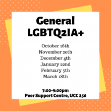 QueerEvents.ca - London event listing - LGBTQ2IA+ discussion group