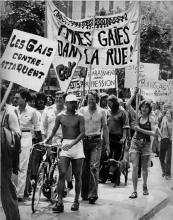 QueerEvents.ca - queer history - montreal first official pride 1979