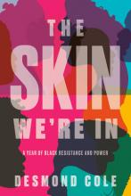 queerevents.ca - queer book listing cover image of the skin we're in by desmond cole