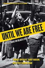 queerevents.ca - queer book listing cover image of until we are free