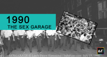 Queerevents.ca - queer history - sex garage police raids