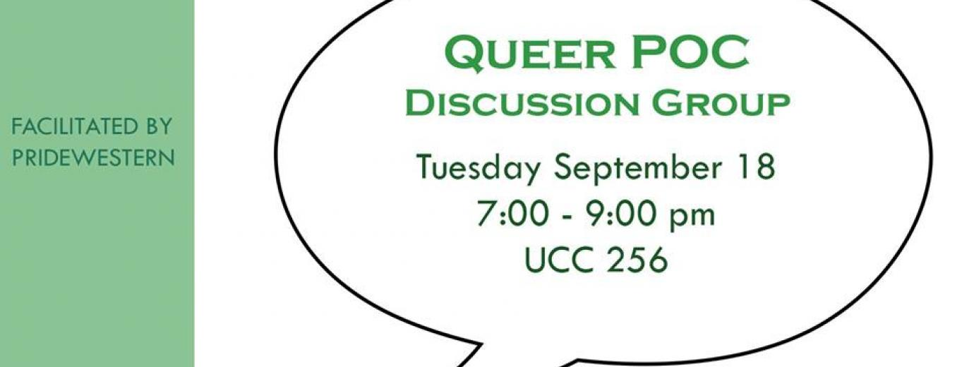 QueerEvents.ca - London event listing - QPOC discussion group