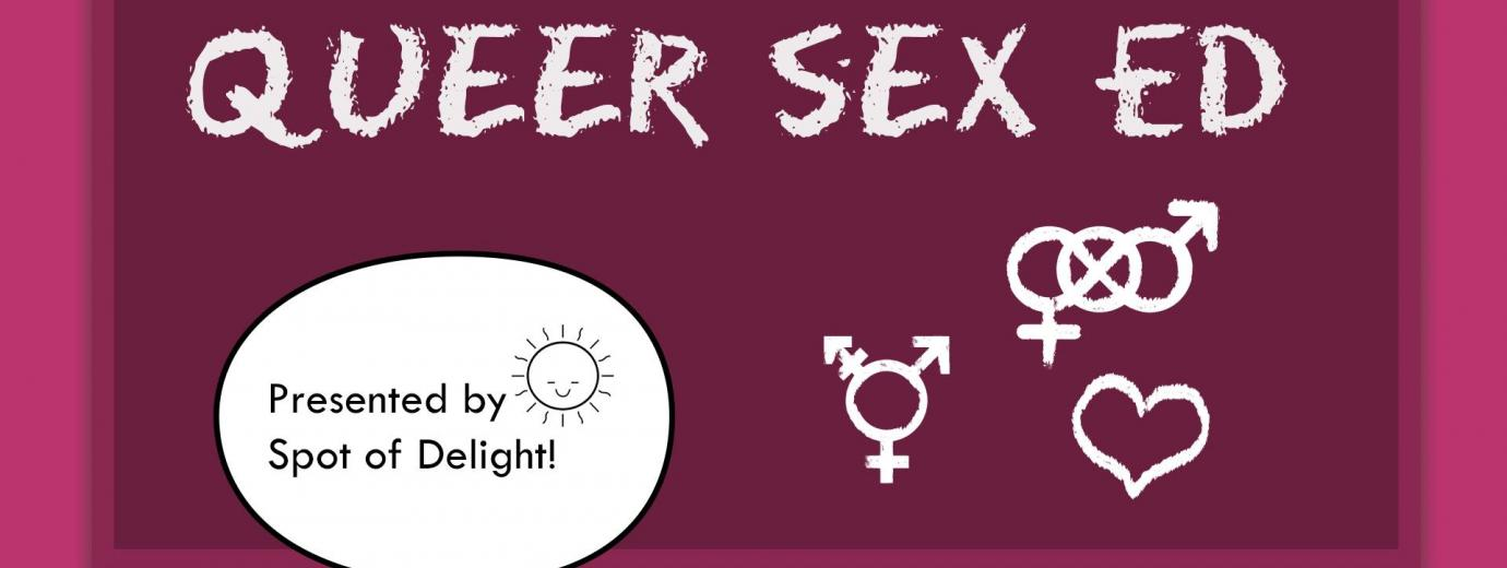 QueerEvents.ca - London event listing - Queer Sex Ed