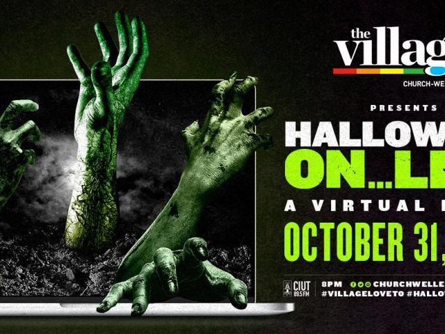 QueerEvents.ca - virtual event listing - Halloween online
