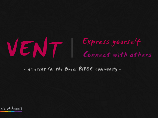 QueerEvents.ca - house of anansi queer bipoc event listing