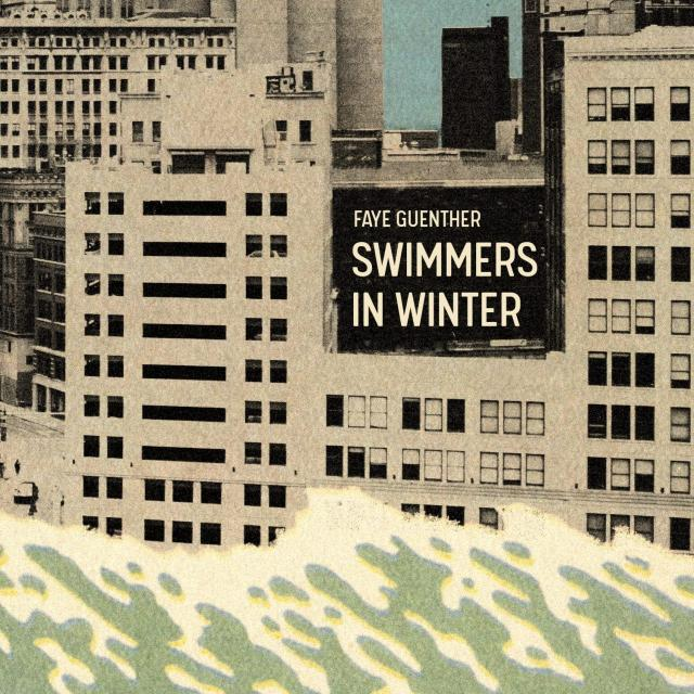 QueerEvents.ca - Book - Swimmers in Winter - Faye Guenther