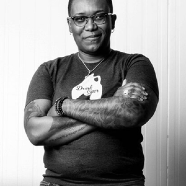 queerevents.ca - queer black history - notable people - ren navarro