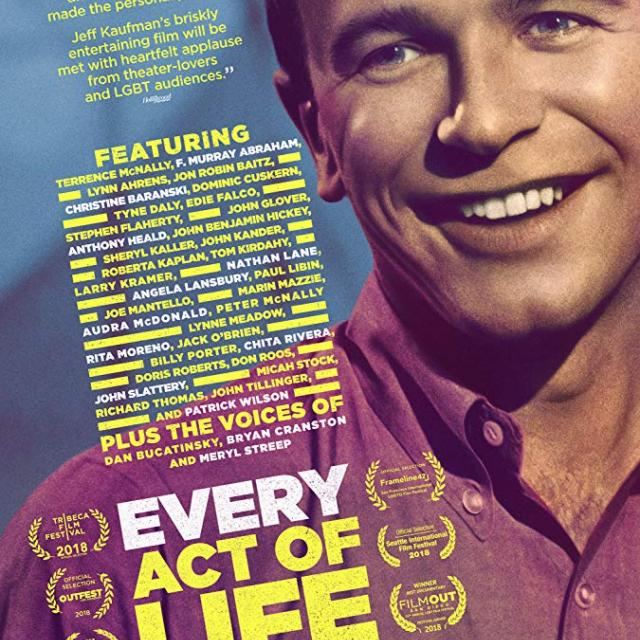 QueerEvents.ca - film - every act of life