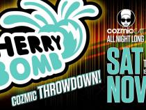 QueerEvents.ca - Toronto event listing - Cherry Bomb November