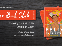 QueerEvents.ca - London - Queer Book Club
