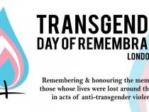 QueerEvents.ca - London event listing - TDOR London 2019