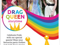 QueerEvents.ca - London Event Listing - Drag Queen Storytime